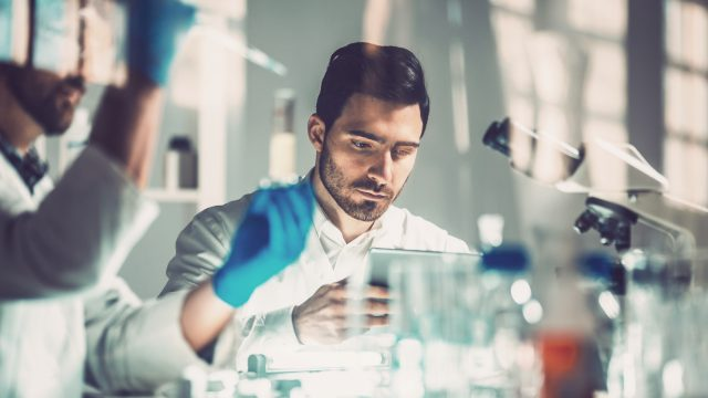 Cleaning services for research labs, government offices, and courthouses