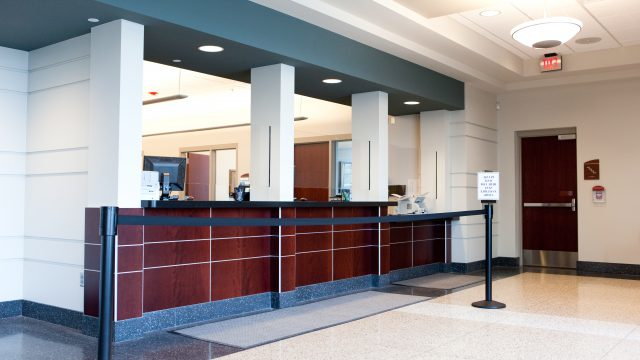Commercial cleaning services for the governmental sector