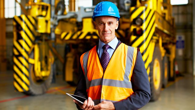 Safe janitorial and cleaning practices for industrial sites