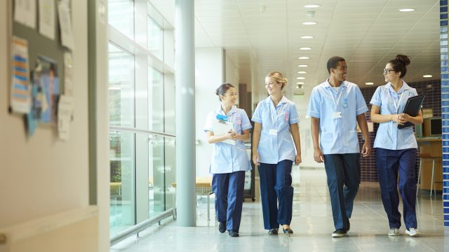 Quality cleaning services help medical staff focus on patient healthcare