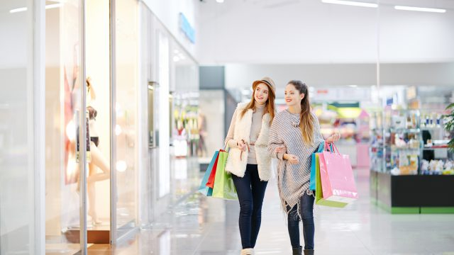 Quality janitorial services help create attractive retail environments for customers